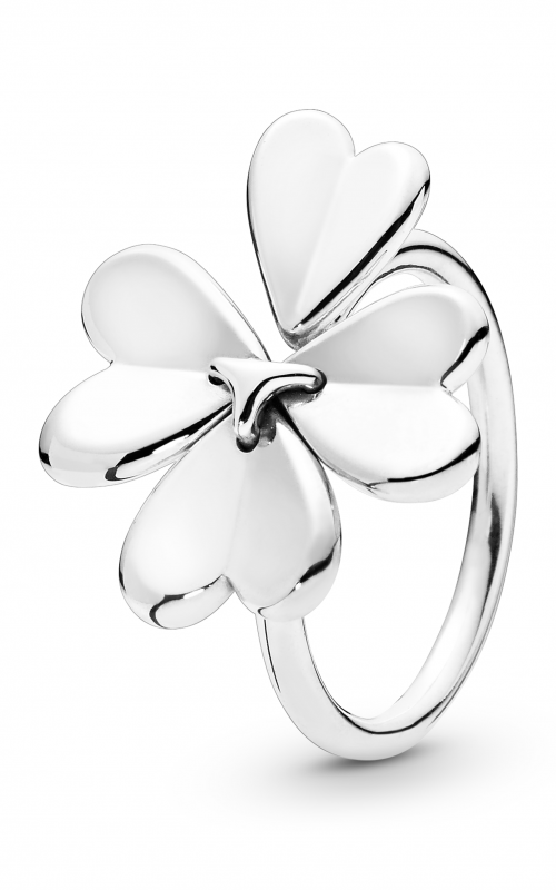 PANDORA Moving Clover Ring 197949-58 product image