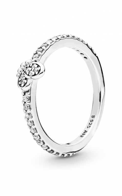 PANDORA Bedazzling Butterfly Ring Clear CZ 197948CZ-50 product image