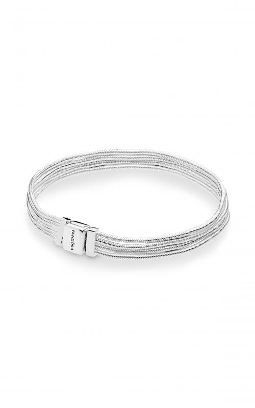 PANDORA Reflexions™ Multi Snake Chain Bracelet 597943-18 product image