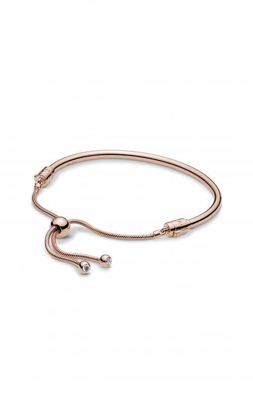 Pandora Rose™ Sliding Bangle & Clear CZ 587953CZ-1 product image