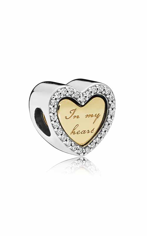 PANDORA Shine™ In My Heart Charm 767606CZ product image
