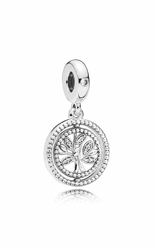 Pandora Spinning Pandora Tree of Life Dangle Charm 797786CZ product image