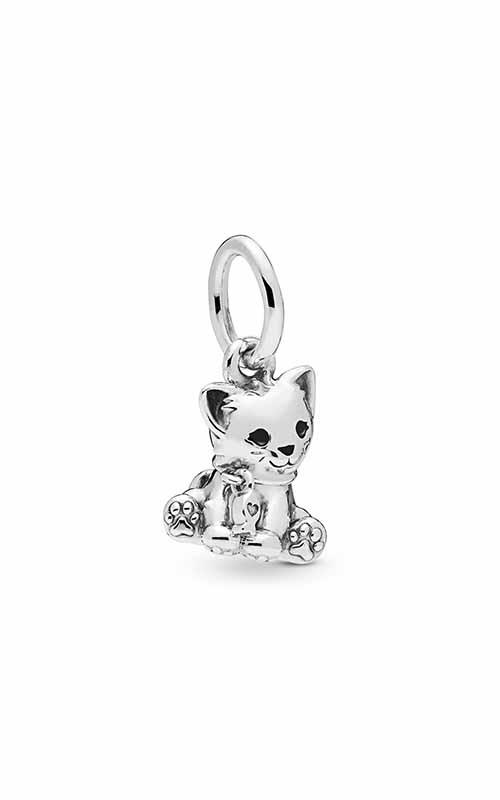 Pandora Sweet Cat Dangle Charm 798011EN16 product image