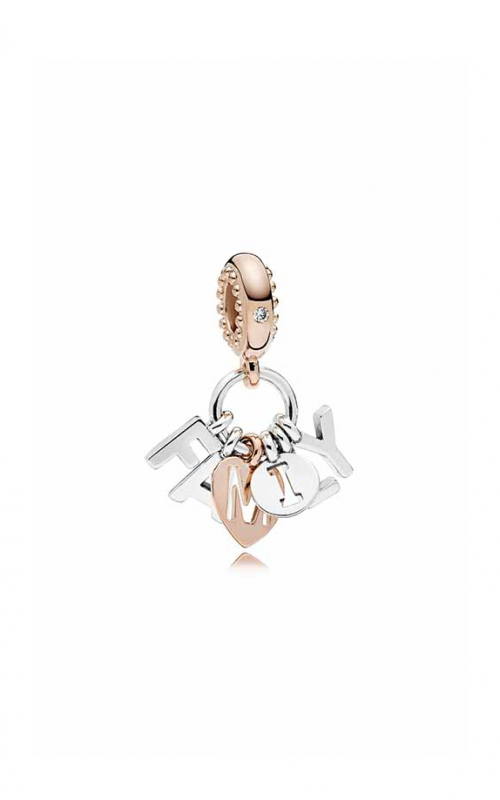 Pandora Rose™ Perfect Family Dangle Charm 787785CZ product image