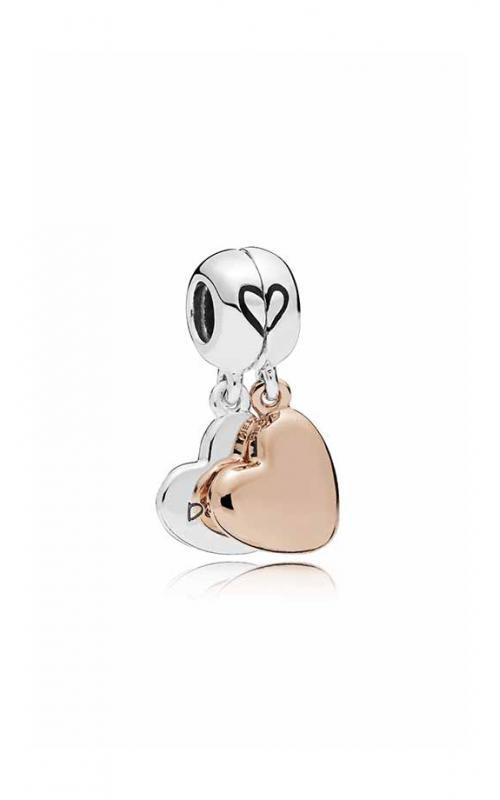 PANDORA Rose™ Mother & Daughter Love Dangle Charm 787783EN16 product image