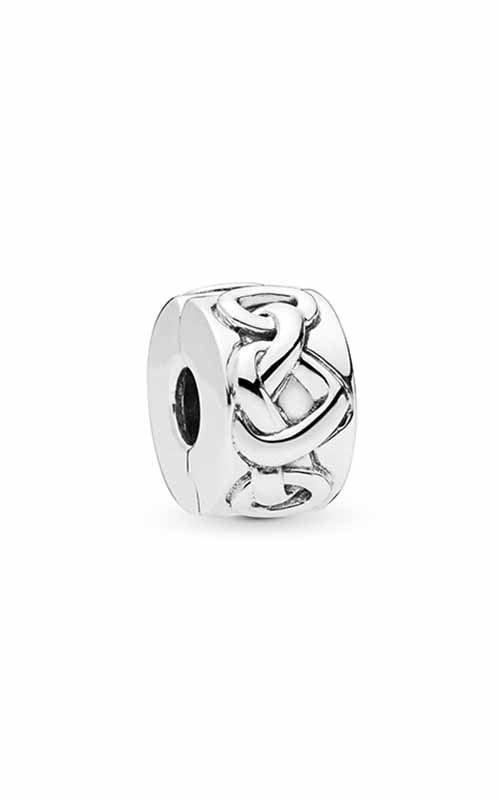 Pandora Knotted Heart Clip 798035 product image