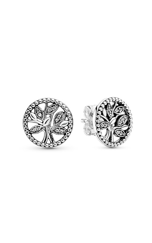 PANDORA Trees of Life Stud Earrings 297843CZ product image