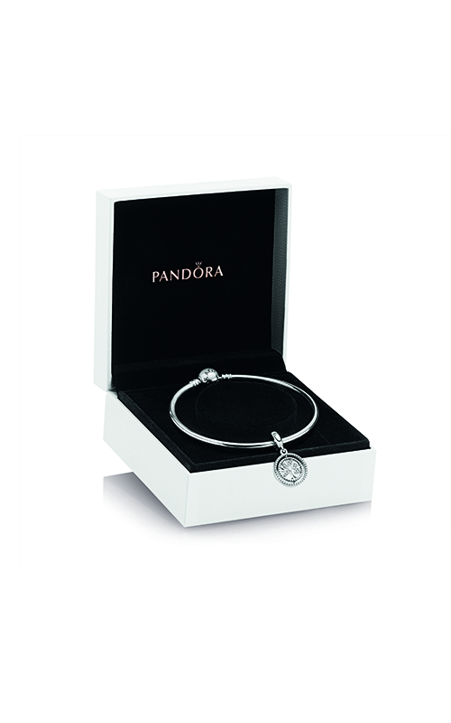 PANDORA Family Tree Bangle Gift Set B801156-19 product image