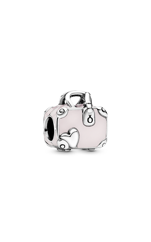 PANDORA Pink Travel Bag Charm 798063EN124 product image