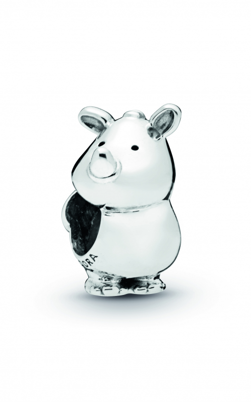 Pandora Rino the Rhinoceros Charm 798023 product image