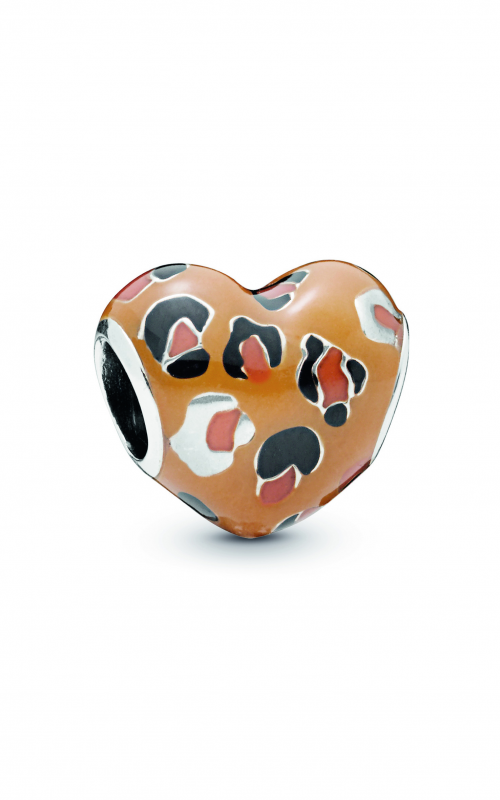 Pandora Spotted Heart Charm 798065ENMX product image