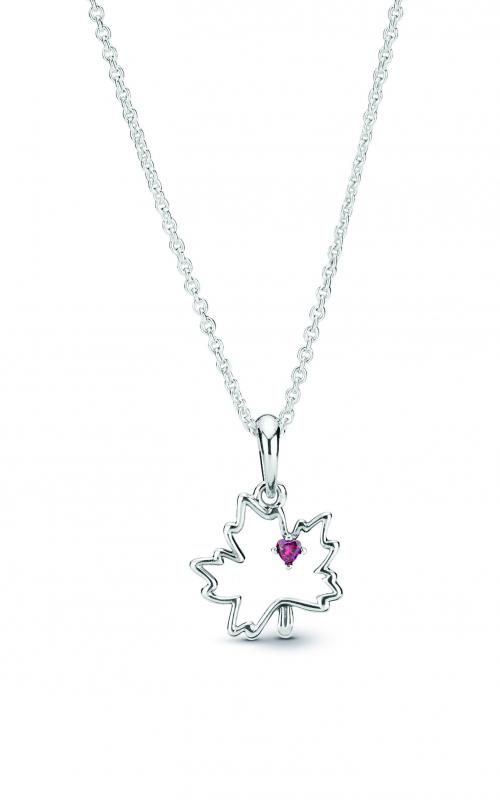 Pandora  Symbol of Canada Necklace 398026CZR-45 product image