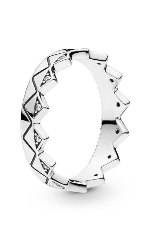 PANDORA Exotic Crown Ring 198033CZ-50 product image