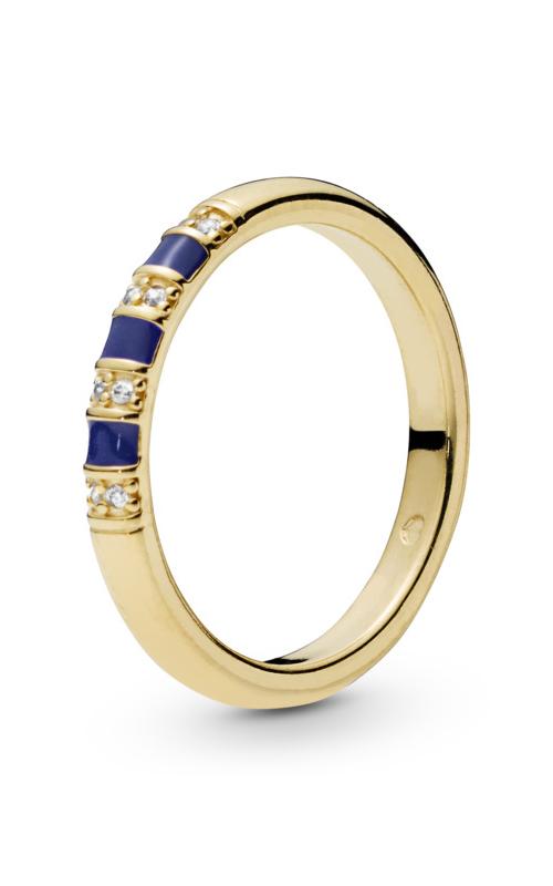 Exotic Stones & Stripes Ring Pandora Shine™  168052CZ-50 product image