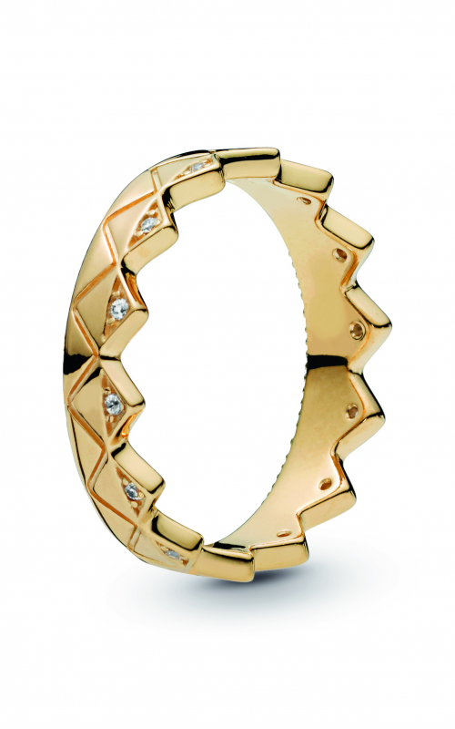 Exotic Crown Ring PANDORA Shine™ 168033CZ-50 product image