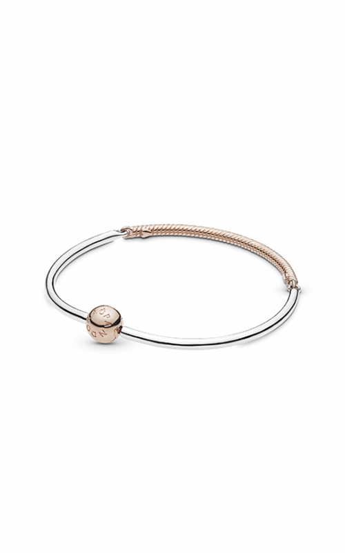 Moments Three-Link Pandora Rose™ Bangle Bracelet 588143-17 product image