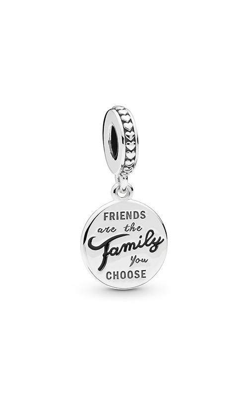 PANDORA Friends Are Family Dangle Charm 798124EN16 product image