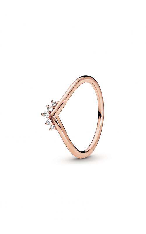 Pandora Rose™ Tiara Wishbone Ring 188282CZ-48 product image