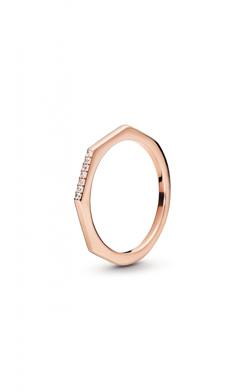 Pandora Rose™ Multifaceted Ring 188343CZ-48 product image