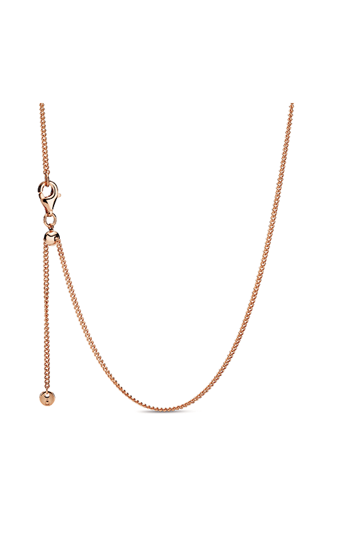 Pandora Rose™ Curb Chain Necklace 388283 product image