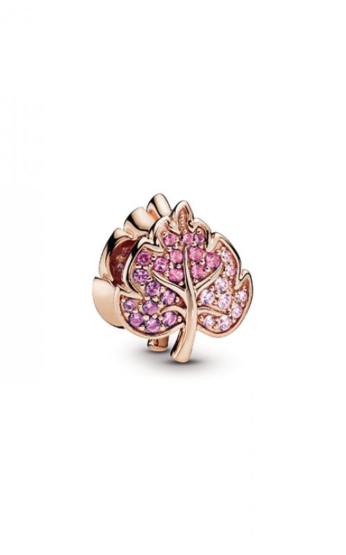 Pandora Rose™ Sparkling Pavé Leaf Charm 788322NPMMX product image