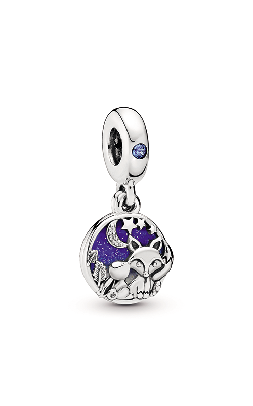 Pandora Fox & Rabbit Dangle Charm 798239NMB product image