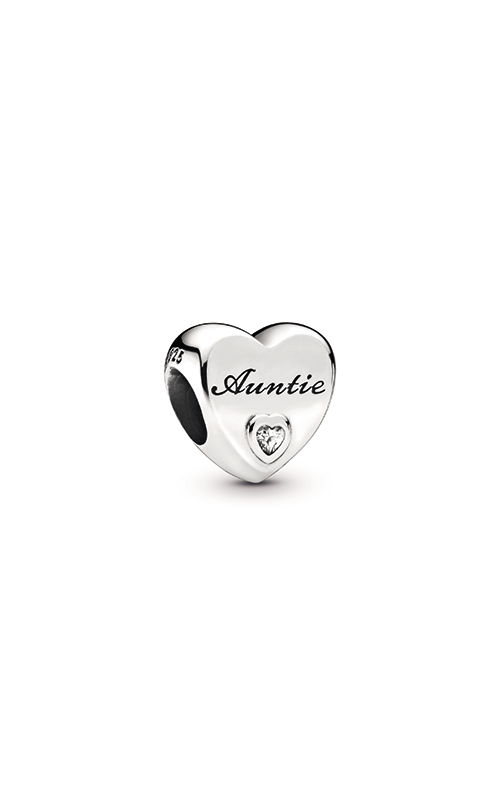 Pandora Auntie Love Heart Charm 798261CZ product image