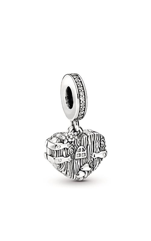 Pandora Home Sweet Heart Dangle Charm 798284CZ product image
