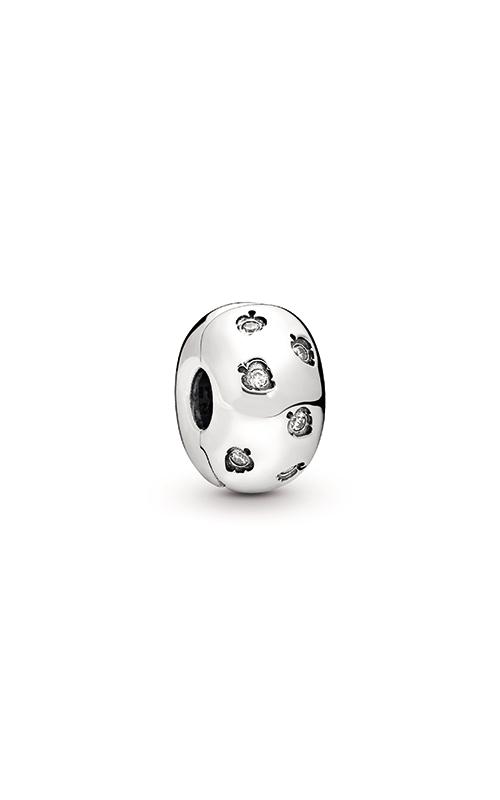Pandora Sparkling Leaves Clip Charm 798345CZ product image