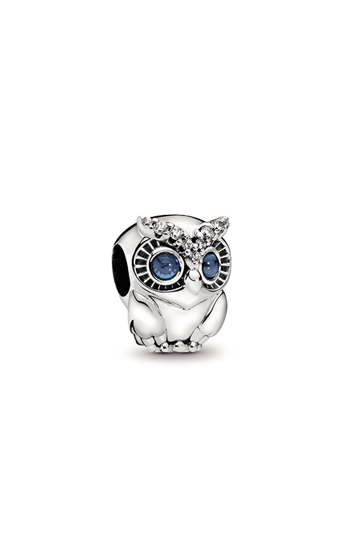 Pandora Sparkling Owl Charm 798397NBCB product image
