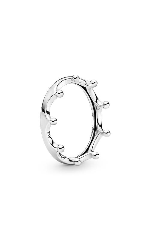 Pandora Polished Crown Ring 198599C00-48 product image