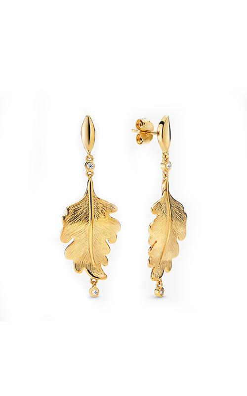 Pandora Shine™ Oak Leaf Earrings 268259CZ product image
