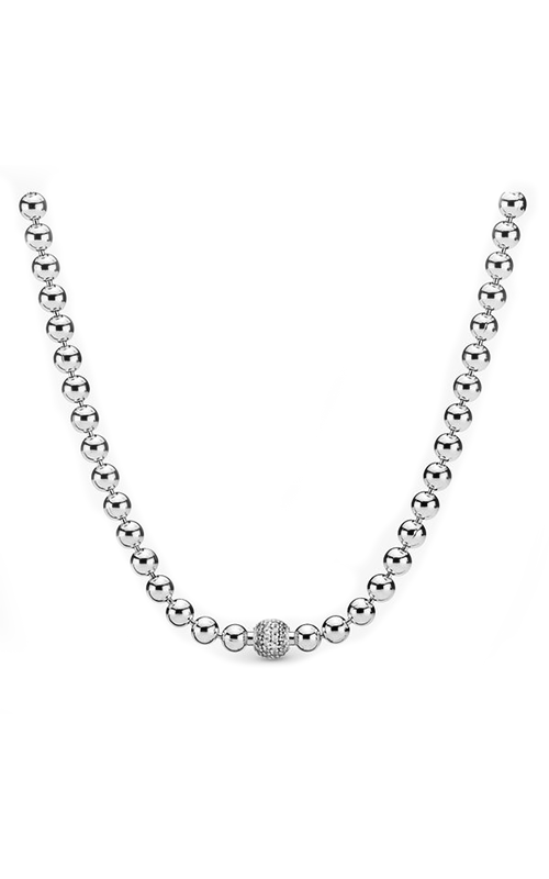 Pandora Beads & Pavé Necklace 398565C01 product image