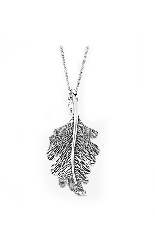 Pandora Oak Leaf Necklace 398254 product image