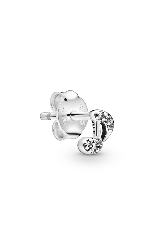 Pandora My Musical Note Single Stud Earring 298366CZ product image