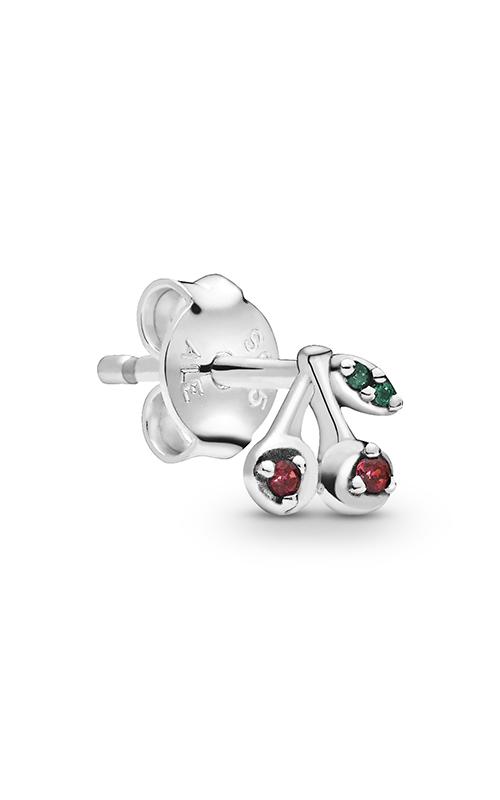 Pandora My Cherry Single Stud Earring 298384NCC product image
