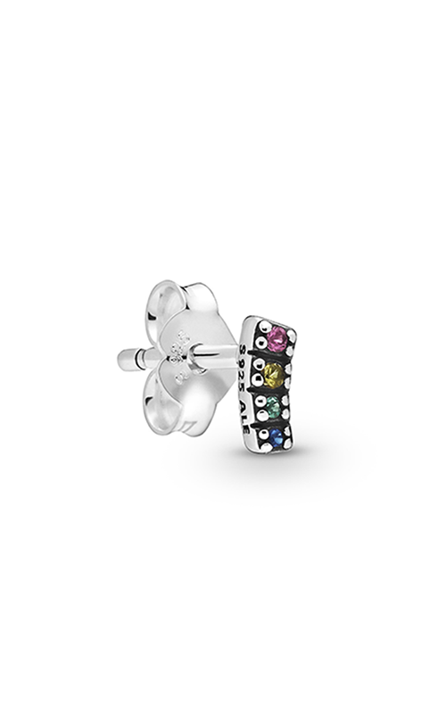 Pandora My Pride Single Stud Earring 298547C01 product image