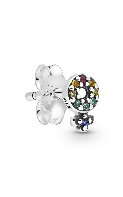 Pandora My Girl Pride Single Stud Earring 298550C01 product image