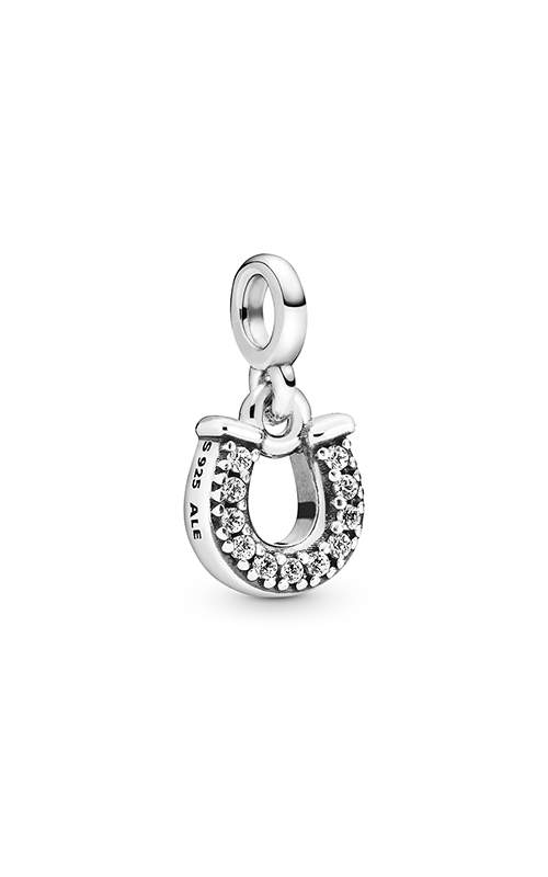 Pandora My Lucky Horseshoe Dangle Charm 798379CZ product image