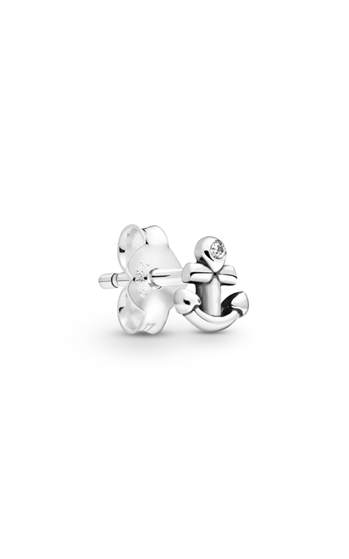 Pandora My Anchor Single Stud Earring 298536C01 product image