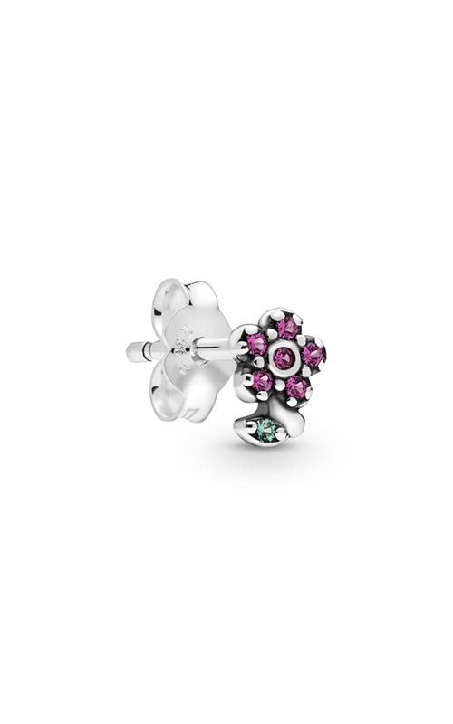 Pandora My Pretty Flower Single Stud Earring 298537C01 product image