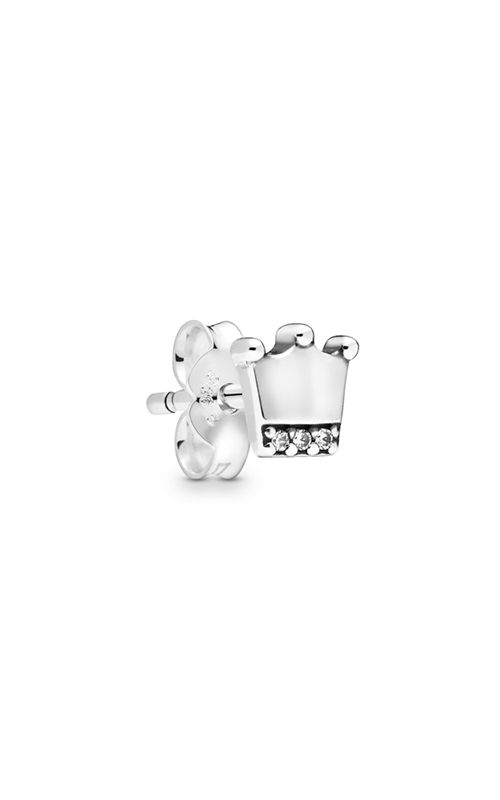 Pandora My Crown Single Stud Earring 298553C01 product image