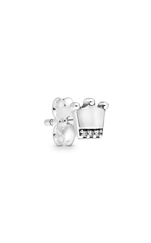 Pandora My Crown Single Stud Earring 298553C01 product image