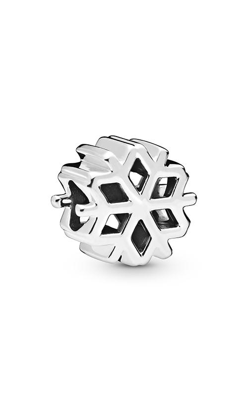 Pandora Polished Snowflake Charm 798469C00 product image