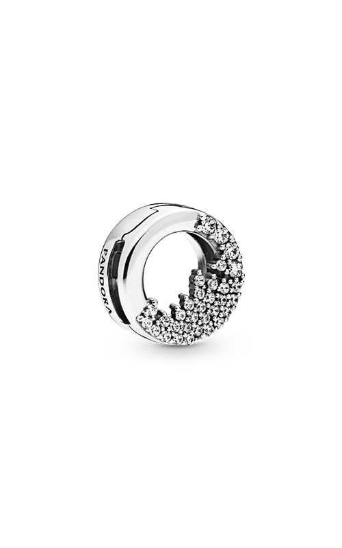 Pandora Sparkling Icicles, Clear CZ Clip Charm 798475C01 product image