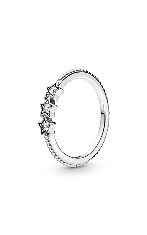 Pandora Celestial Stars, Clear CZ Fashion Ring 198492C01-48 product image