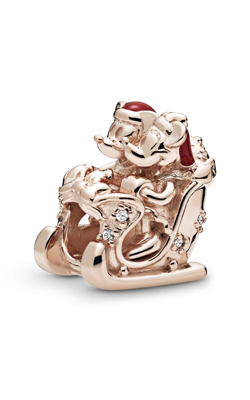 PANDORA DISNEY Minnie & Mickey Christmas Sleigh Charm 788450C01 product image
