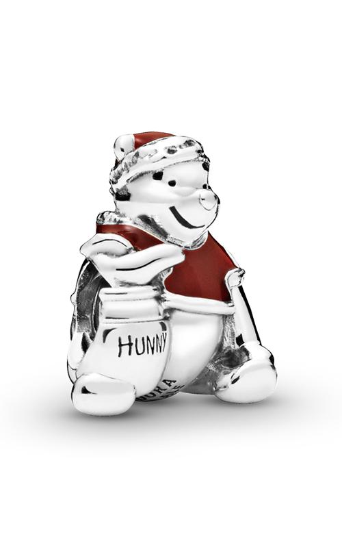 Pandora Disney Winnie the Pooh Hunny Pot Christmas Charm 798451C01 product image