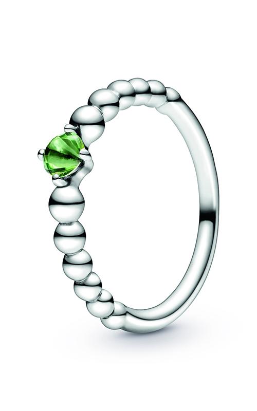 Pandora Spring Green Beaded Ring 198598C10-48 product image