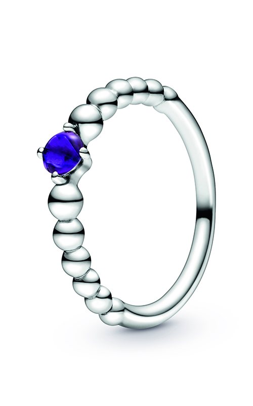 Pandora Purple Beaded Ring 198598C03-52 (Retired) product image